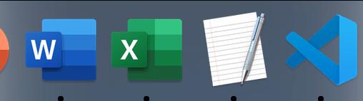 Choose Excel