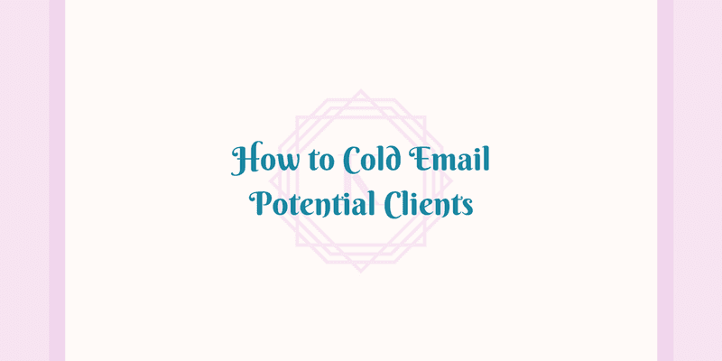 Cold Email Template for Potential Clients