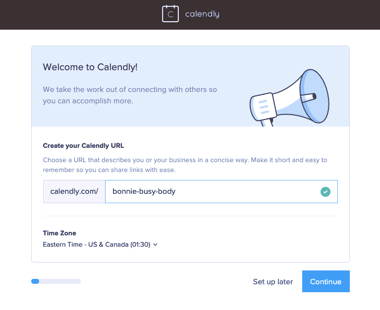 best welcome emails, welcome email by calendly